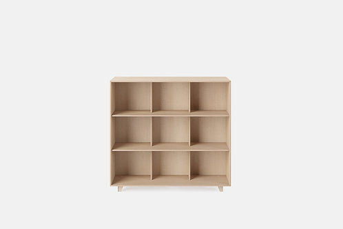 Fin Bookshelf