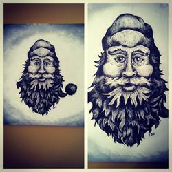 Custom Santa Claus