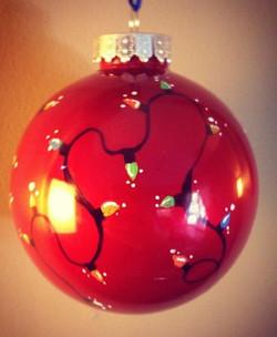 Lights Ornament
