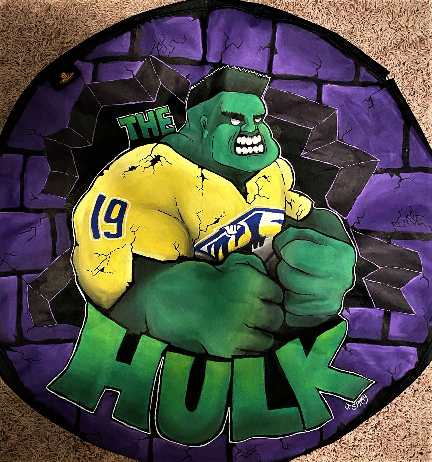 Hulk Tire Cover
