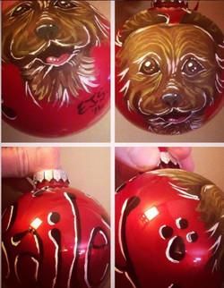 Puppy Ornament - Bailey