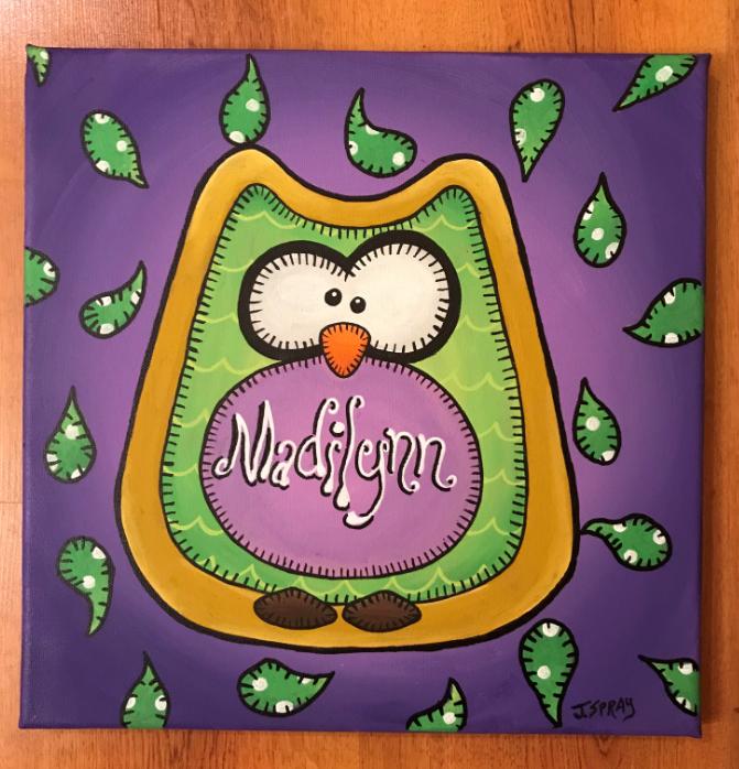 Madilynn's Painting
