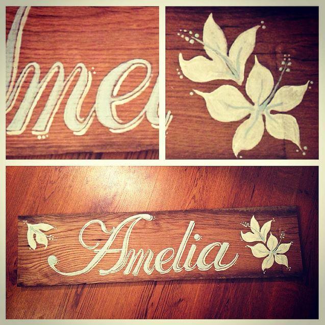 Amelia's Sign