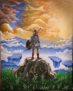 Link-Legend of Zelda
