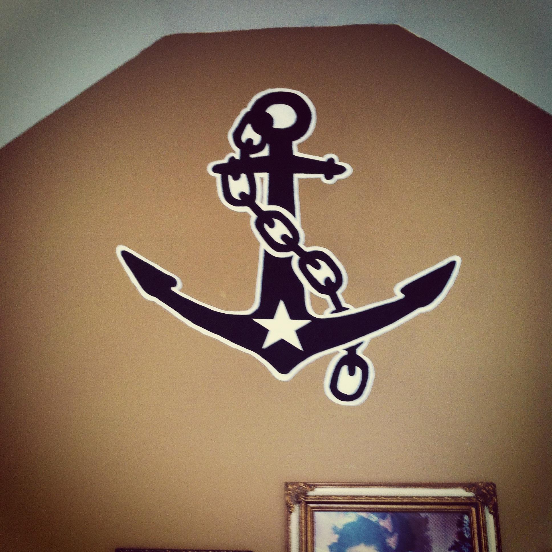 Anchor Down!