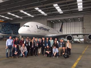 TACIT at Lufthansa Systems, Raunheim, Germany (28-29 March 2017)