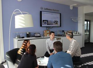 TACIT at Lufthansa Systems, Germany (27-28 February 2018)