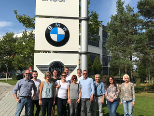 TACIT at BMW in Garching, Germany (20-21 September 2018)