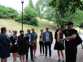 TACIT at ISPIM Stockholm: Innovation in the Wilds (18 June 2018)