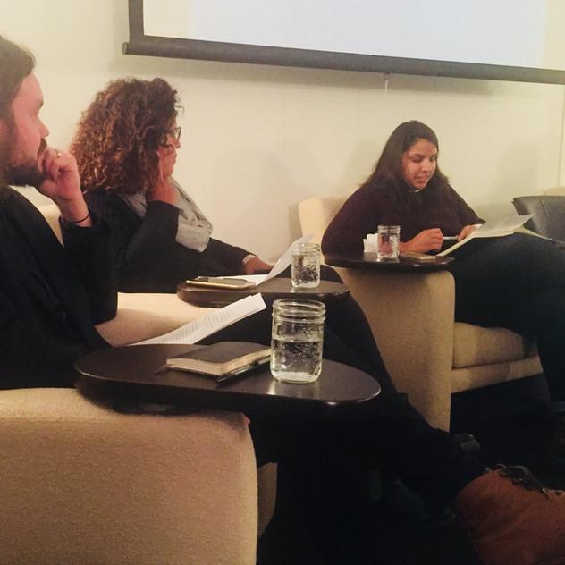 Platform Labour's Algorithmic Frictions: Tero Karppi, Safiya Noble + Rianka Singh