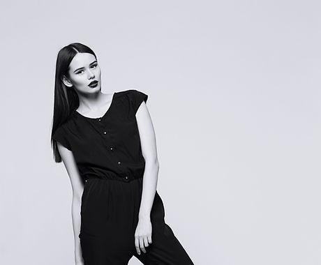 Casual Fashion Model