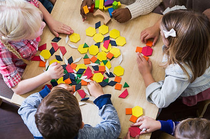 childcare daycare children learning playing small group quality-rated fun