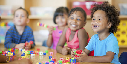children learning classroom happy daycare childcare quality rated
