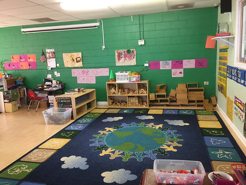 pre-k classroom childcare daycare students learning quality-rated