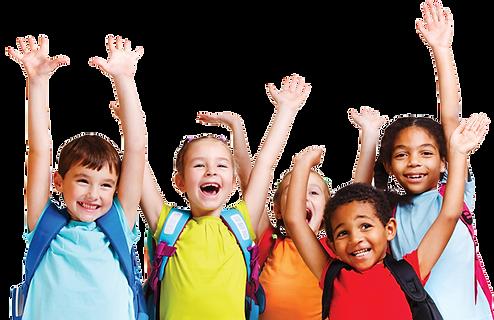 children childcare daycare school diversity happy kids