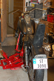 Harley Davidson 1000 1985'model