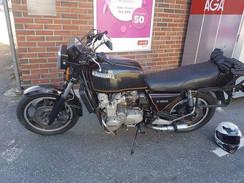Kawasaki Z1300 1979'model
