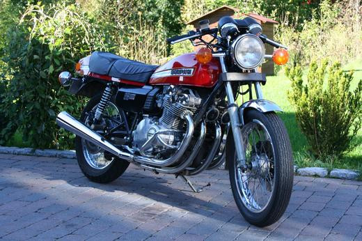 Suzuki GS 1000 1978'model