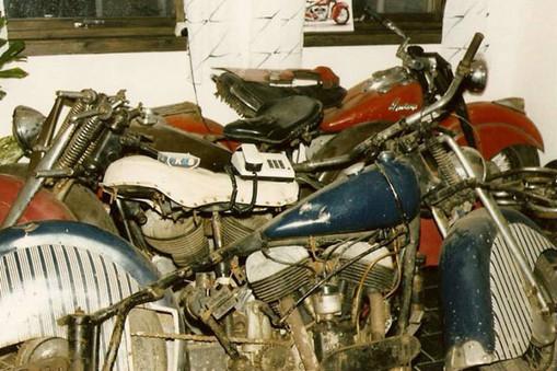 Indian Big Chief 1200 & HD FL 1200