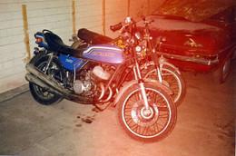 Kawasaki H2 750 1972'model
