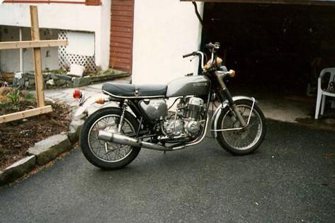 Honda CB 750 K1