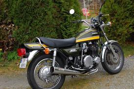 Kawasaki Z900 1976'model