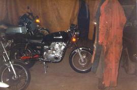 Suzuki GS 750 1976'model