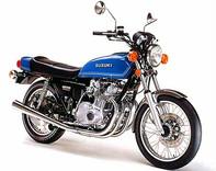 GS 750 1976'model
