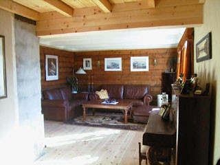 The old livingroom