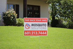 Sign in Yard.JPG