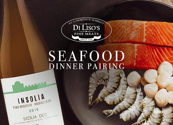 Seafood Dinner Pairing