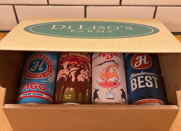 Sausage & Beer Box