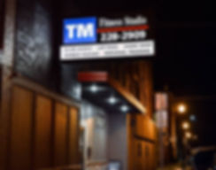 Front of TM Fitness
