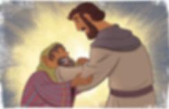 Jesus Healed a Man Who was Blind.jpg