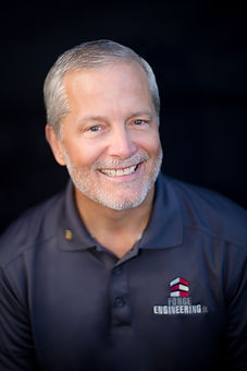 headshot of Matt Nolton CEO of Forge Engineering