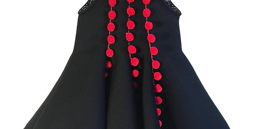 copy of POMPOM LOVE DRESS