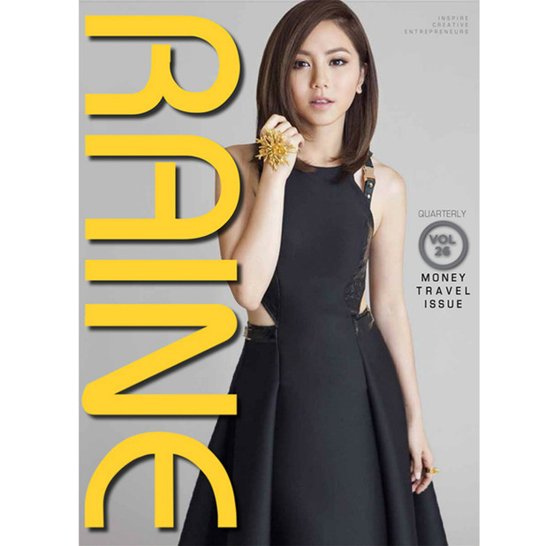 RAINE MAGAZINE VOL. 26