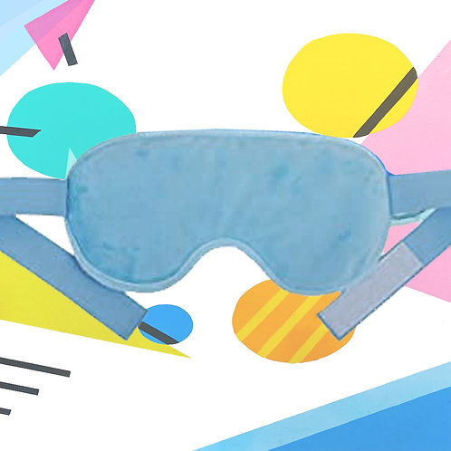 POWDER BLUE EYE MASK
