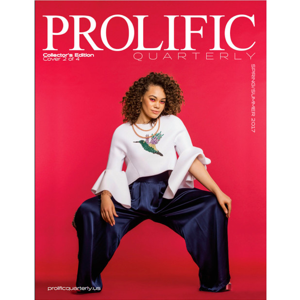 PROLIFIC MAGAZINE