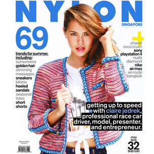 NYLON SINGAPORE ISSUE 32