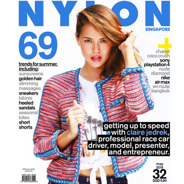 NYLON SINGAPORE ISSUE 32