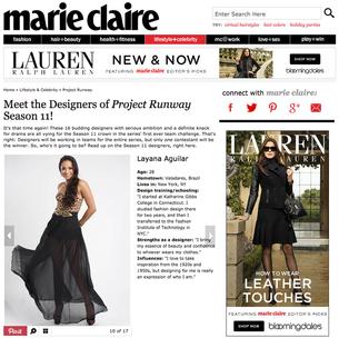 MARIE CLAIRE.COM