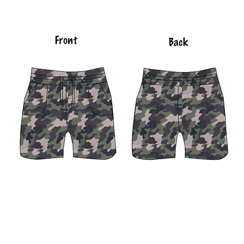 BOYS BERMUDA SHORTS