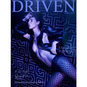 THE DRIVEN MAGAZINE