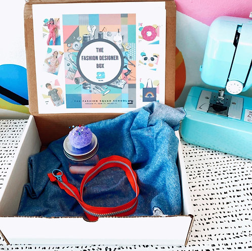 The Fashion Designer Subscription Box - Machine