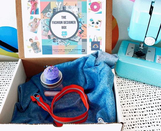 The Fashion Designer Subscription Box - Machine