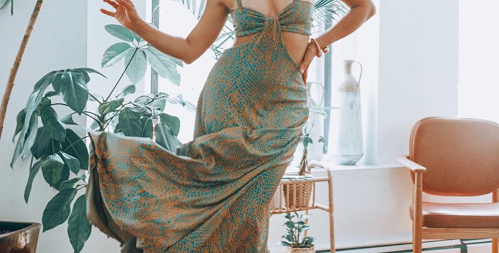 The cobra dress