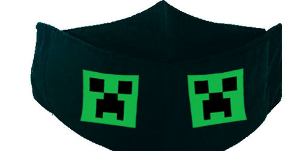 MINECRAFT MASK-CREEPER