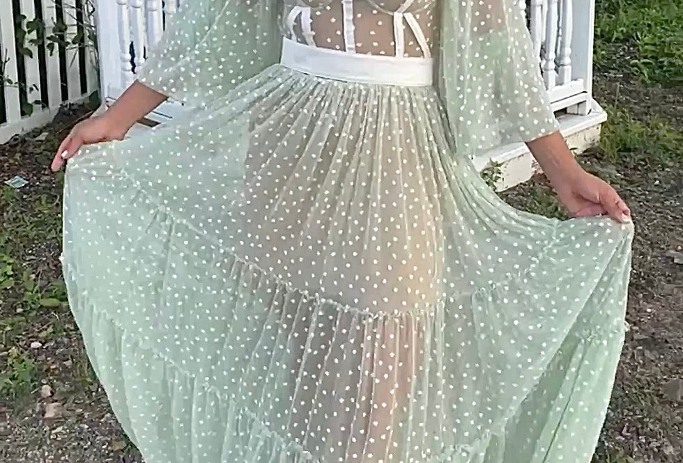 Esther star gown