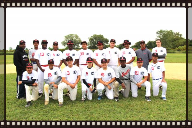 Comets baseball team